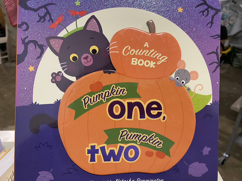 A Counting Book, Pumpkin One, Pumpkin Two