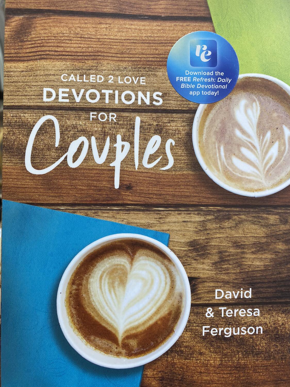 FERGUSON, Called 2 Love Devotions For Couples