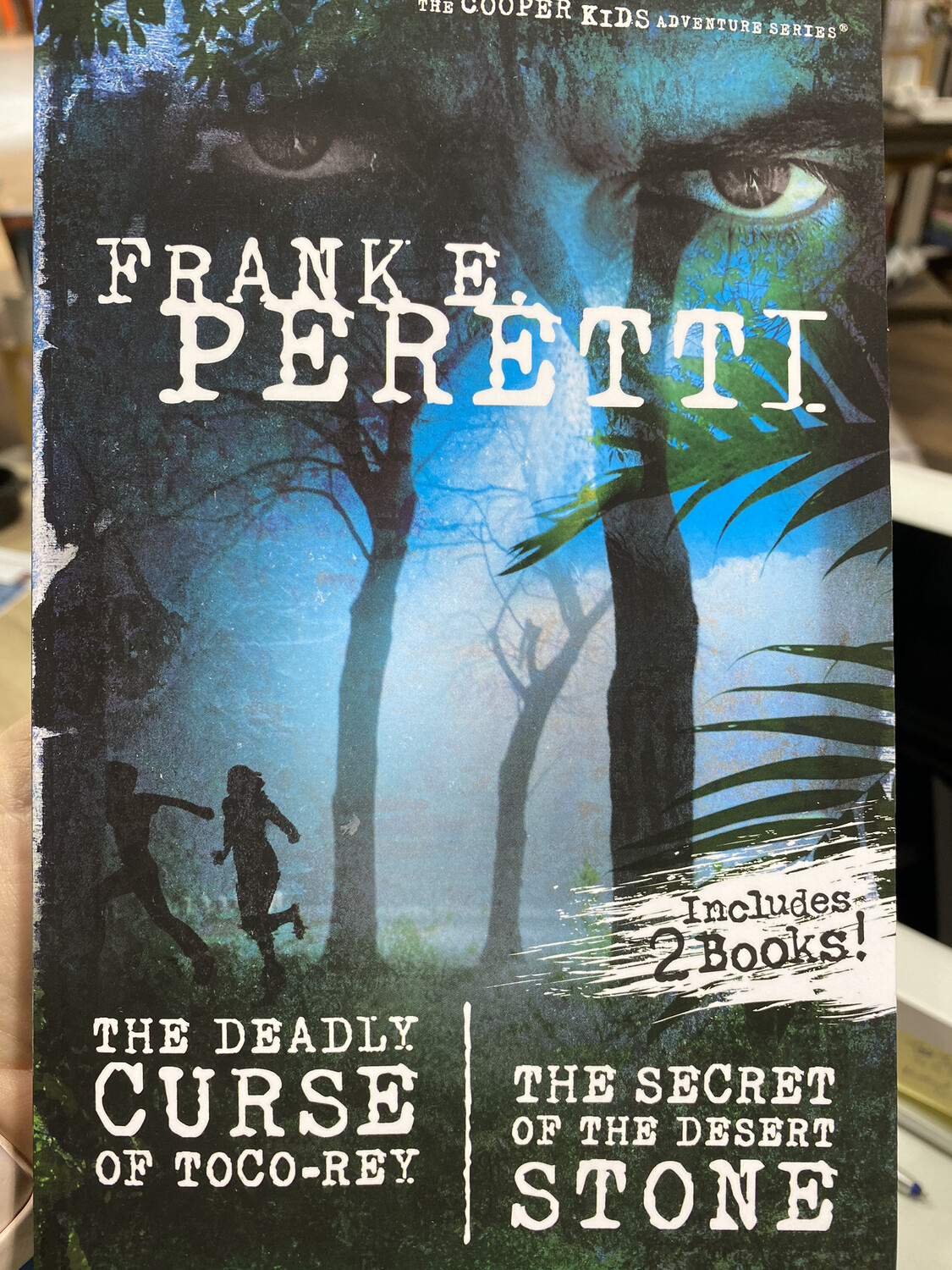 PERETTI, The Deadly Curse Of Toco-Rey/The Secret Of The Desert Stone