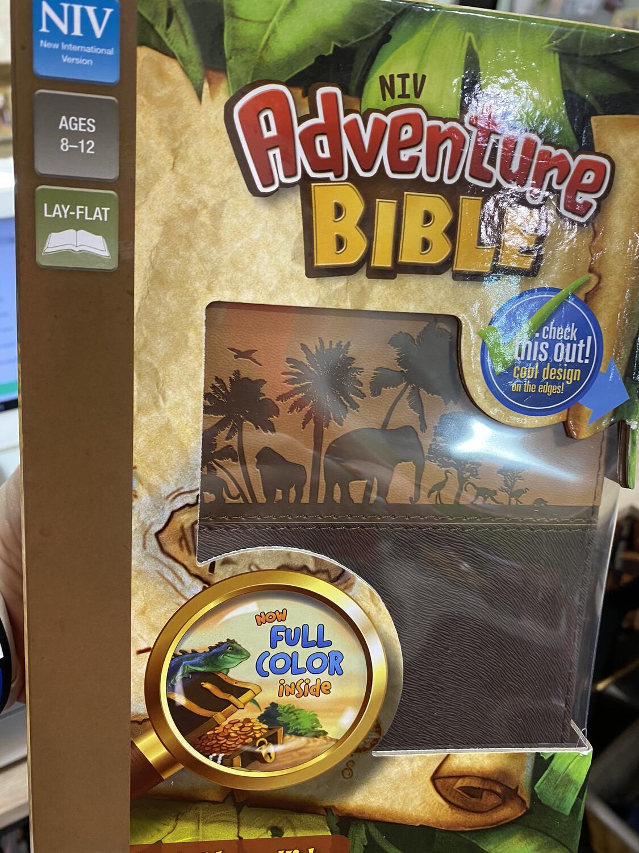 SCHMITT, NIV, Adventure Bible Book Of Devotions