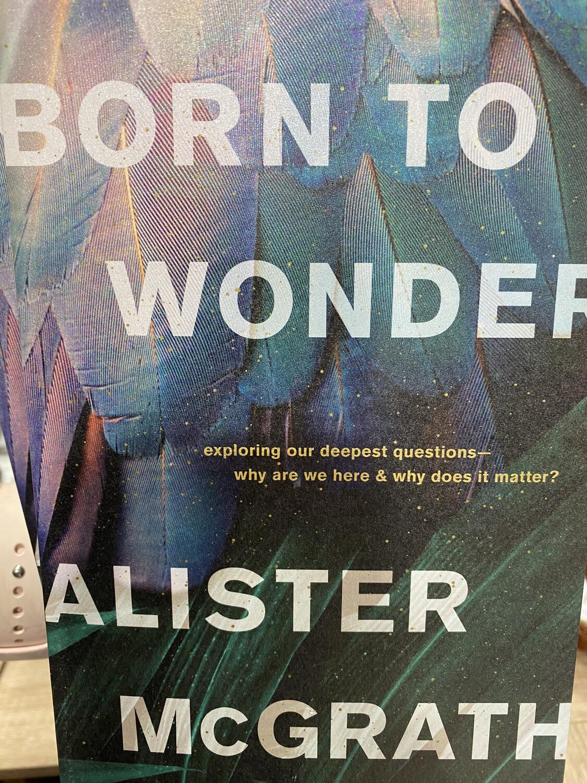 MCGRATH, Born To Wonder