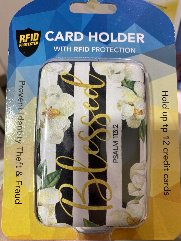 Blessed Card Holder