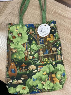 Treehouse Bookbag Small
