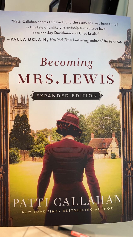 Callahan, Becoming Mrs Lewis