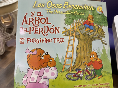 BERENSTAIN, The Berenstain Bears, And The Forgiving Tree, Bilingual