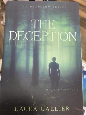 GALLIER, The Deception, Book 2