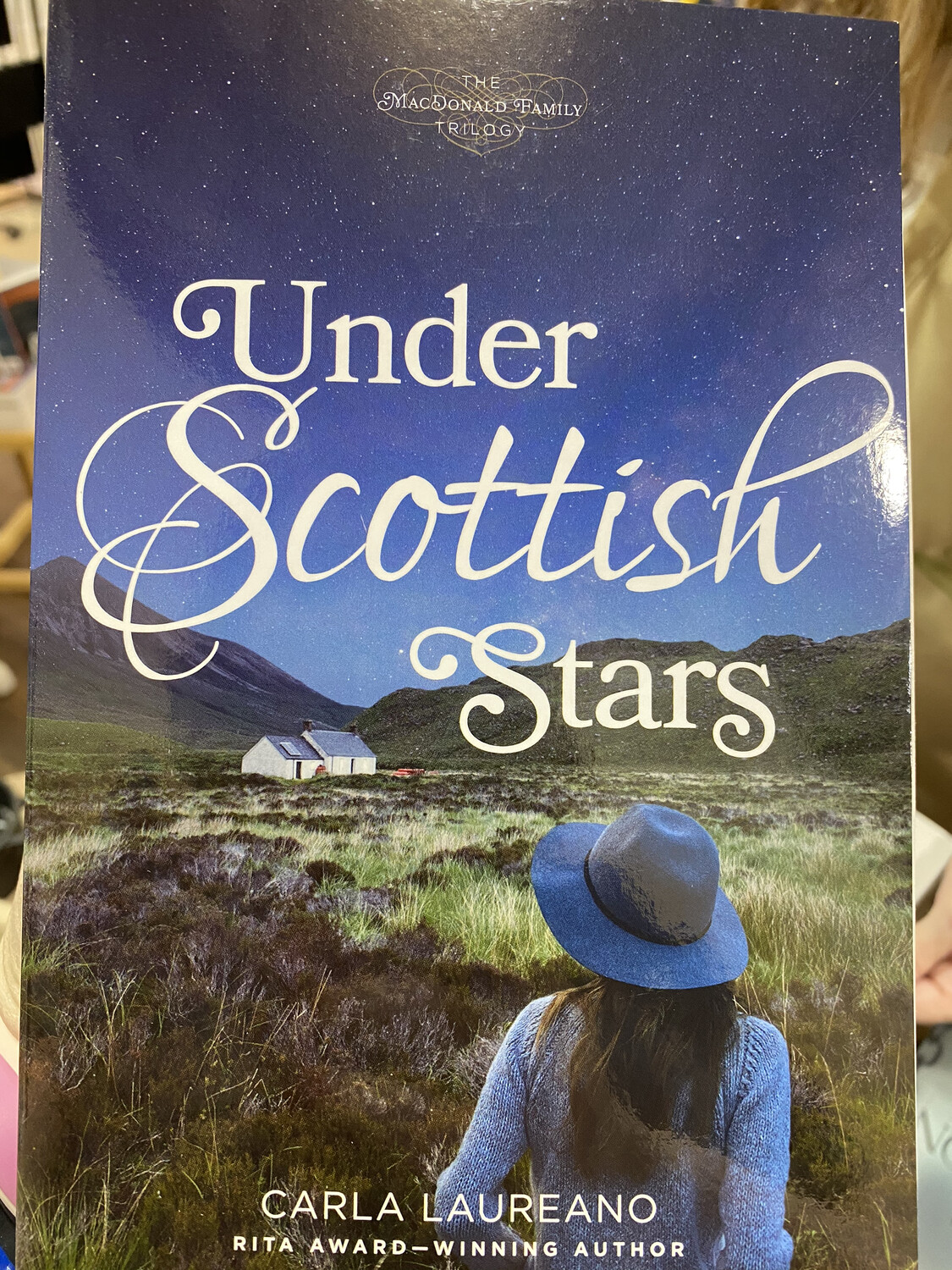 LAUREANO, Under Scottish Stars