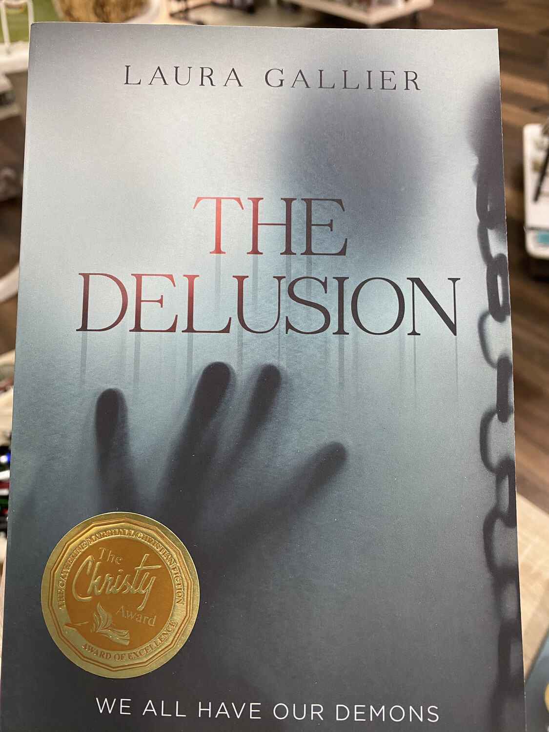GALLIER, The Delusion, Book 1