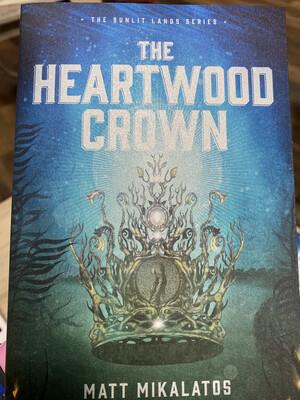 MIKALATOS, The Heartwood Crown, Book 2