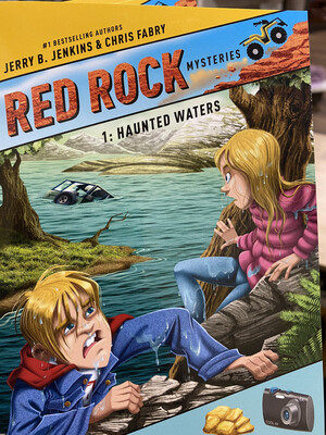 Red Rock Mysteries, 1. Haunted Waters
