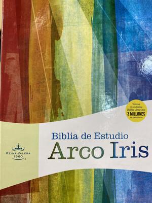 RVR 1960, Arco Iris, Negro Ind.