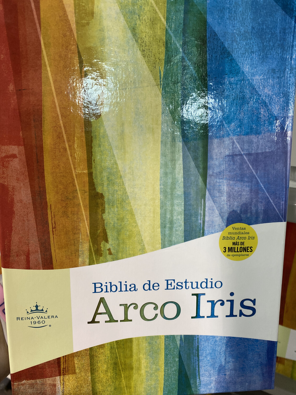 RVR 1960, Arco Iris, Chocolate Ind