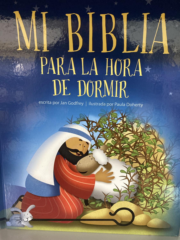 Mi Biblia, Para La Hora De Dormir