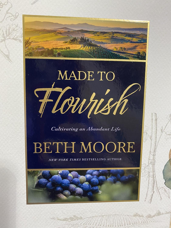 MOORE, Made To Flourish