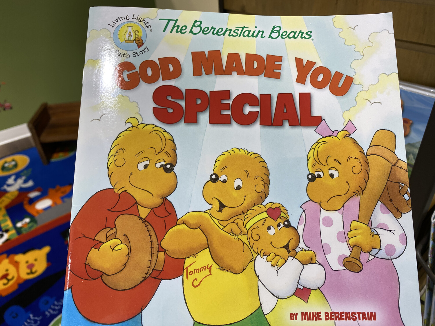 BERENSTAIN, The Berenstain Bears God Made You Special