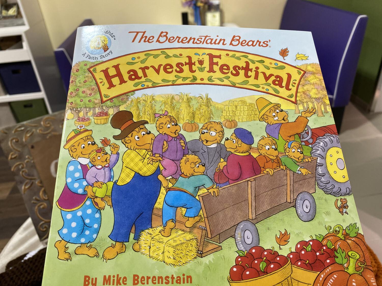 BERENSTAIN, The Berenstain Nears' Harvest Festival