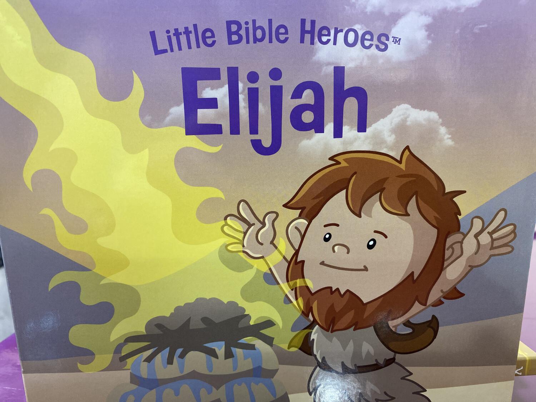 Little Bible Heroes - Elijah