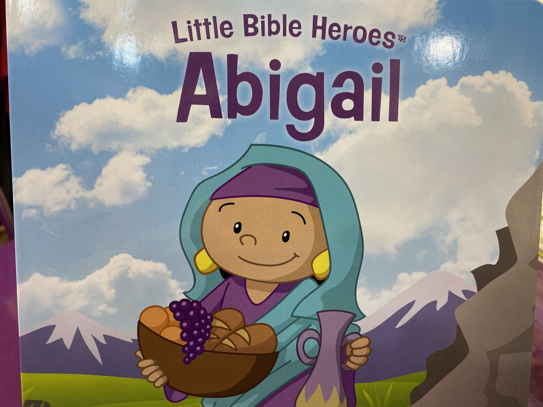 Little Bible Heroes - Abigal