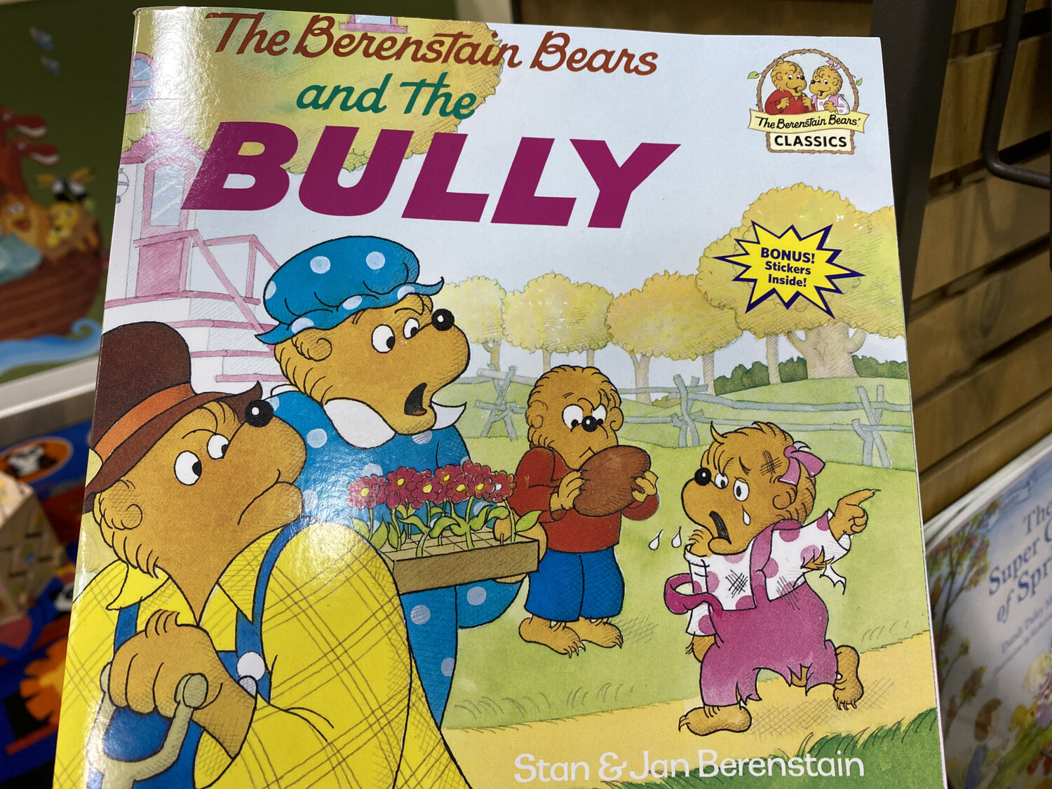 BERESTAIN, The Berenstain Bears And The Bully