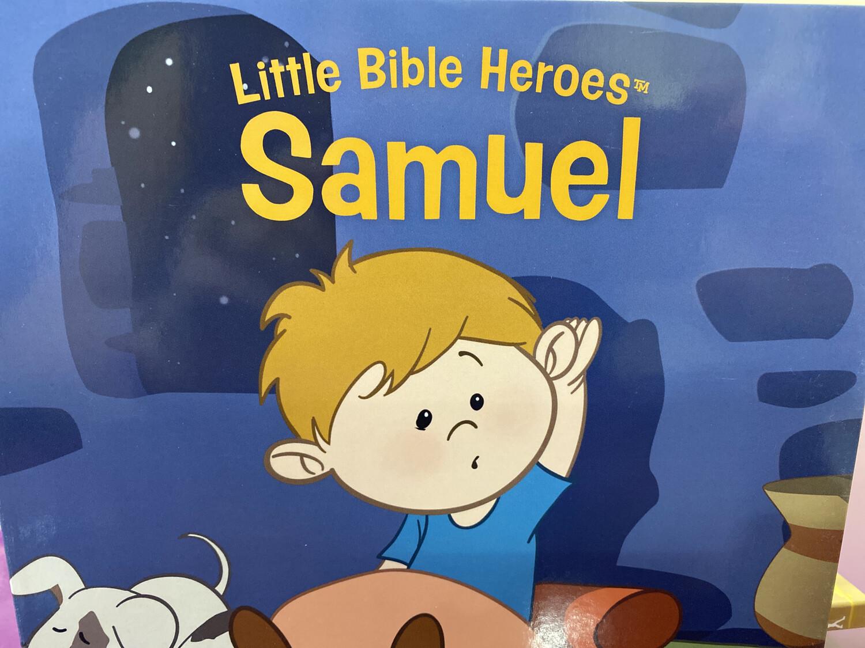 Little Bible Heroes - Samuel