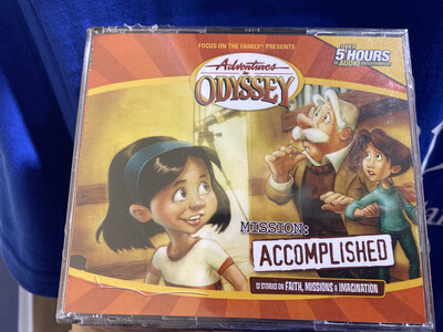 Adventurs In Odyssey, Mission:Accomplished (Vol 6)