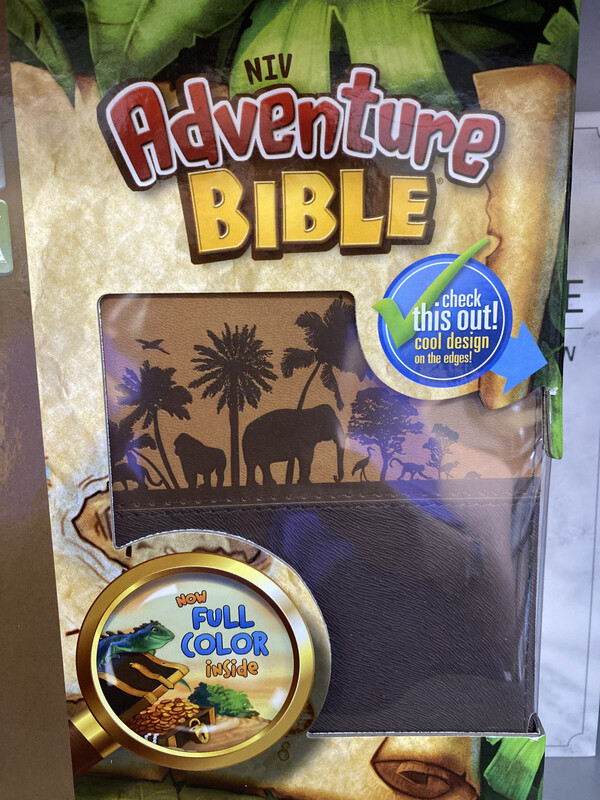 NIV - Adventure Bible