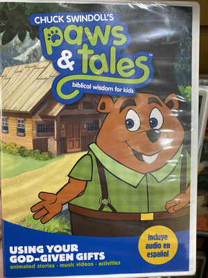 Paws & Tales, Using Your God-Given Gifts, DVD