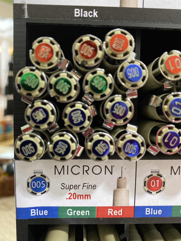 Micron Blue, 005