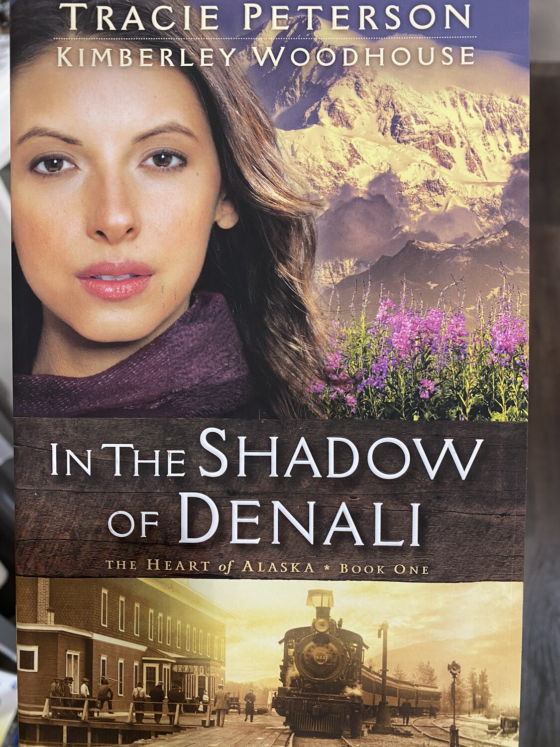 PETERSON, In The Shadow Of Denali, The Heart Of Alaska Book 1