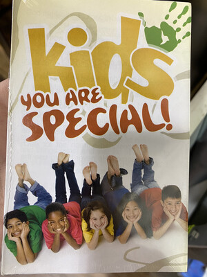 Tracts, Kids Are Special
