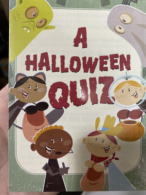 Tracts, A Halloween Quiz