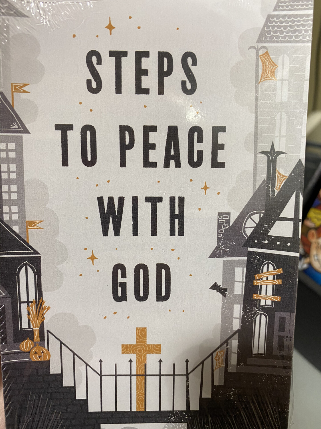 Tracts, Steps To Peace With God