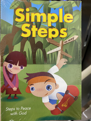 Tracts, Simple Steps