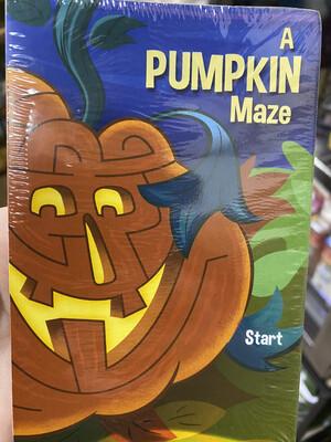 Tracts, A Pumpkin Maze