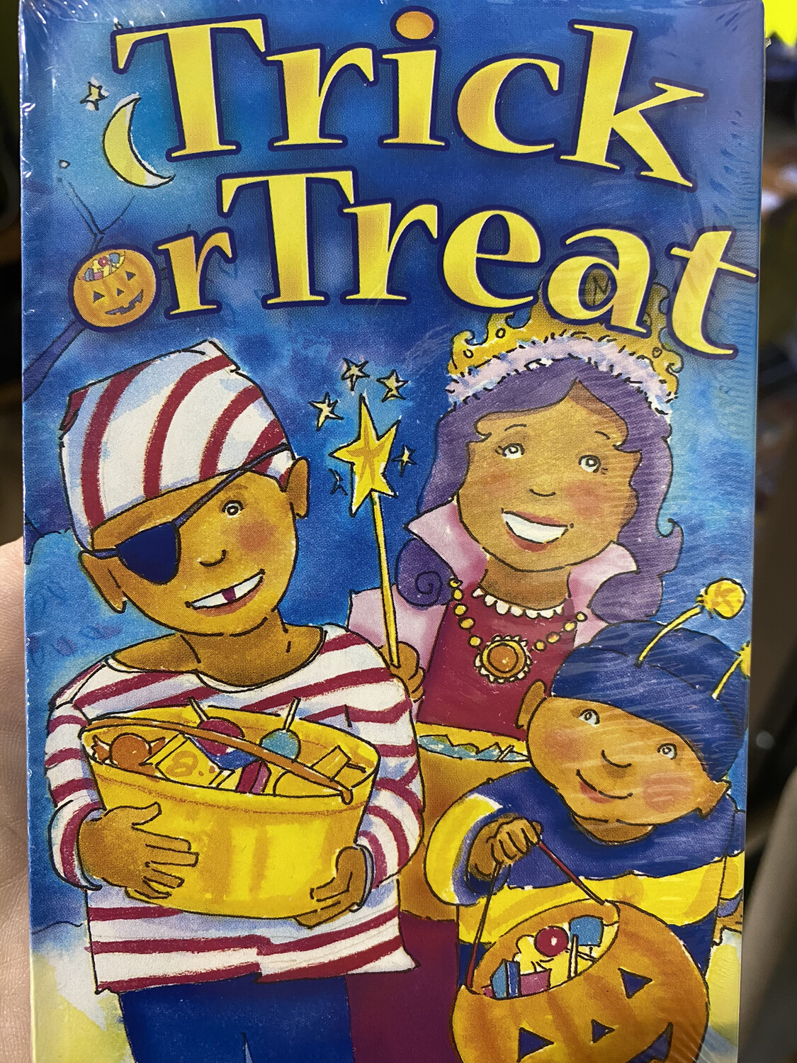 Tracts, Trick Or Treat