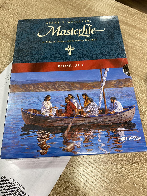 WILLIS, JR., MasterLife, Book Set