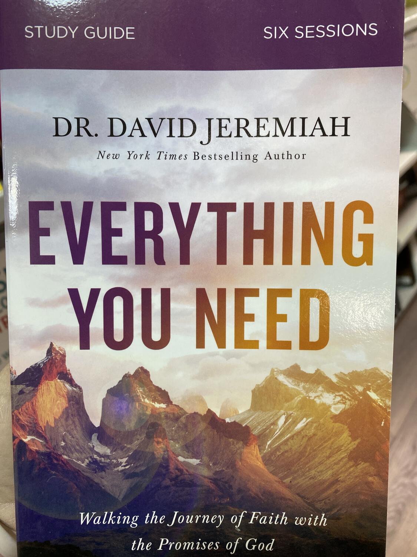Jeremiah - Everything You Need