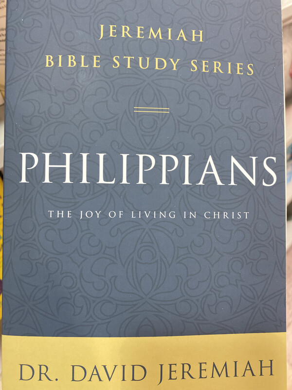 JEREMIAH, Philippians Bible Study