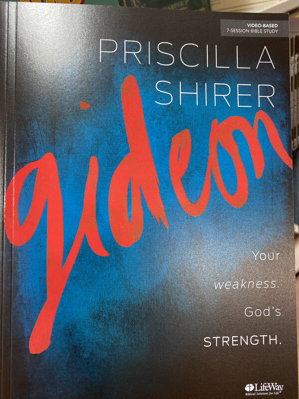 Shirer - Gideon, Your Weakness, God's Strength