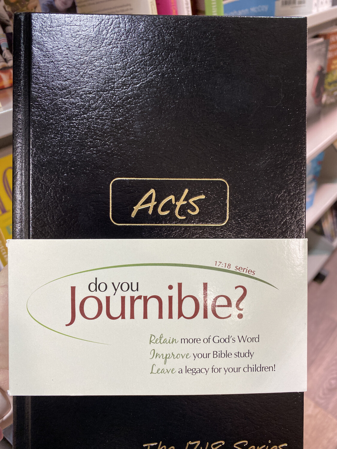 JOURNIBLES, Acts