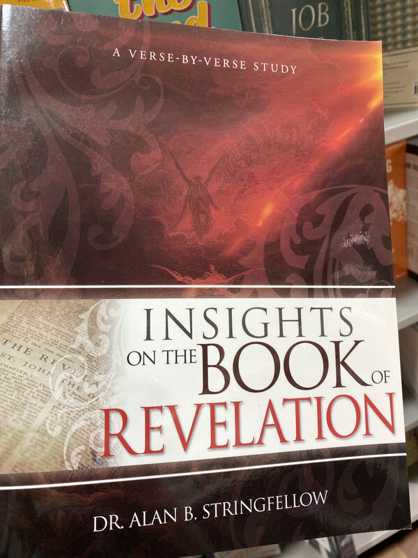STRINGFELLOW, Insights On The Book Of Revelation