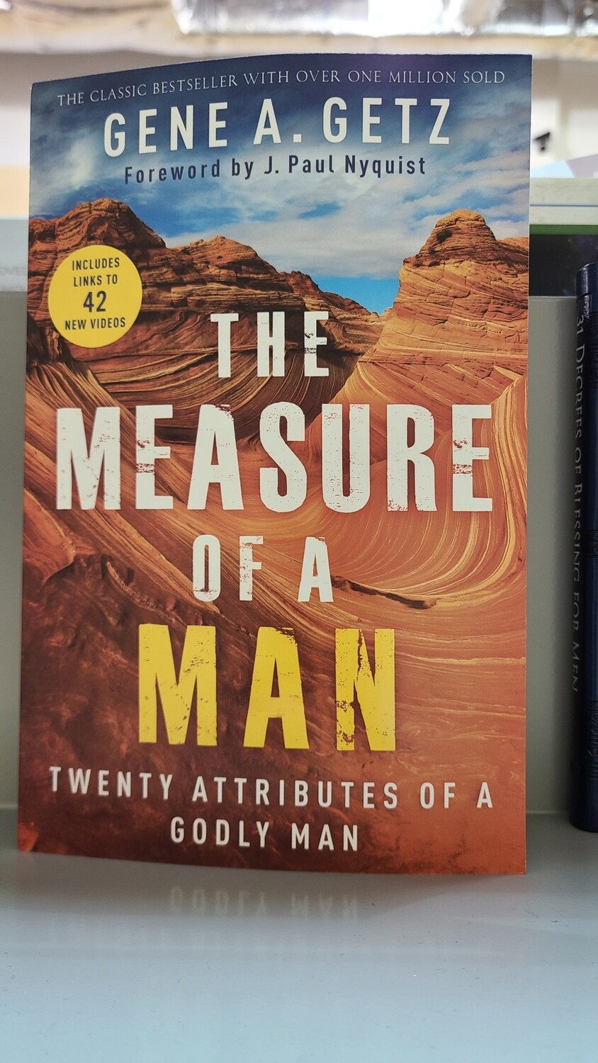 GETZ,  The Measure Of A Man