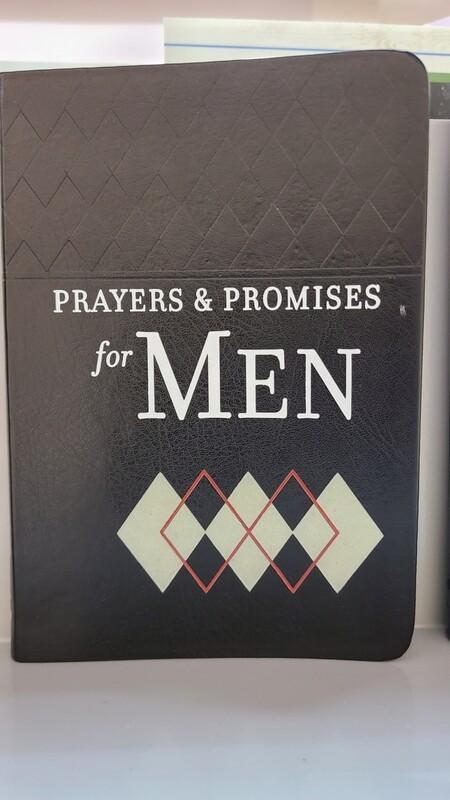 BROADSTREET PUB - Prayers & Promises For Men