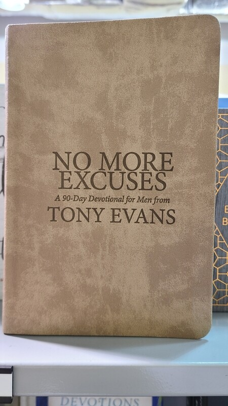 Evans - No More Excuses, 90-day Devotional