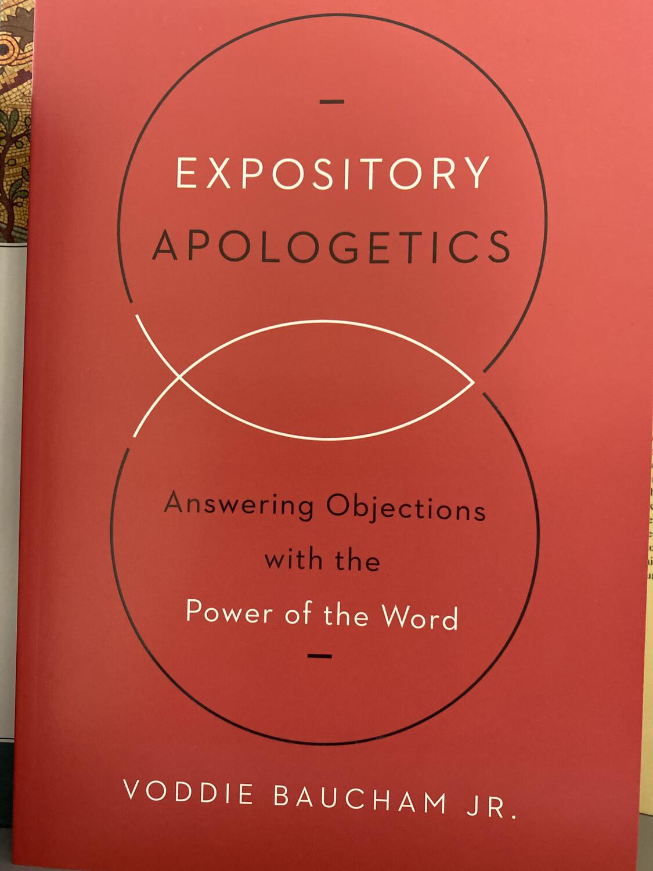BAUCHAM, Expository Apologetics