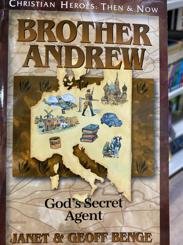 BENGE, Brother Andrew