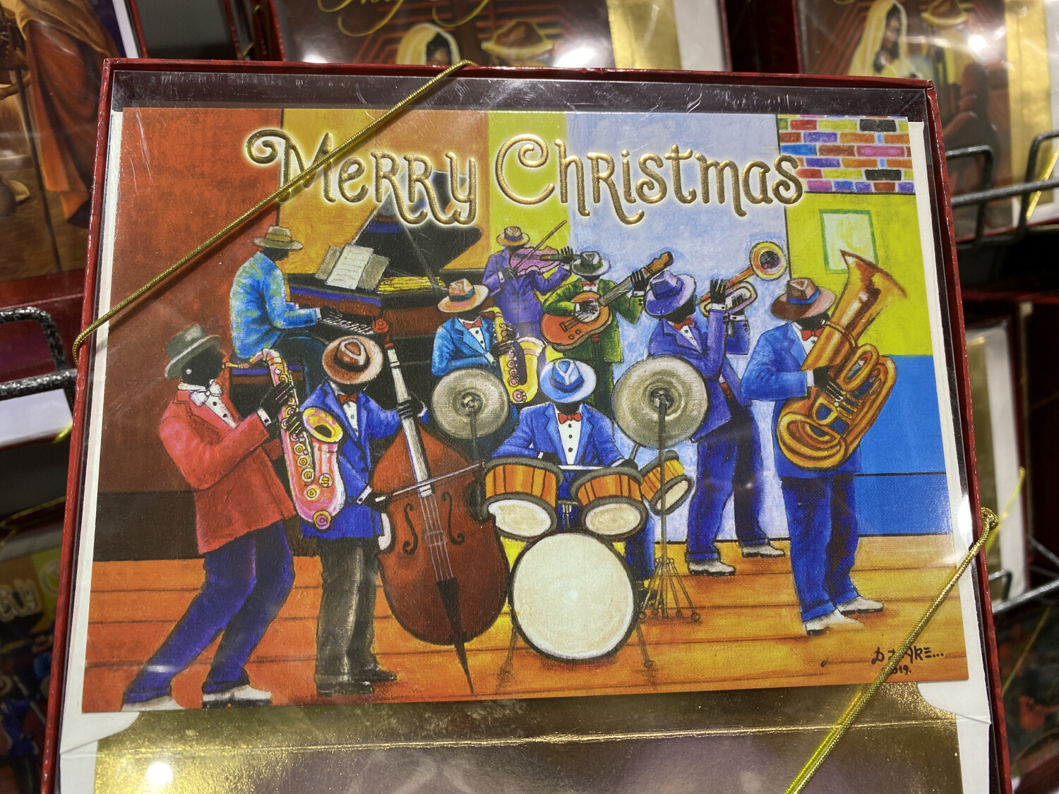 Holiday Collections, Merry Christmas Jazz (15)
