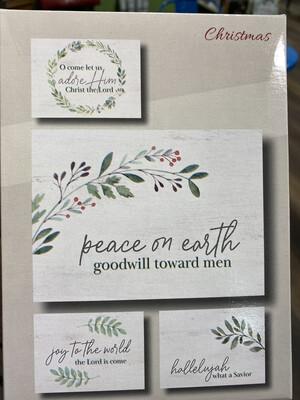 God's Praise Boxed Cards (12)