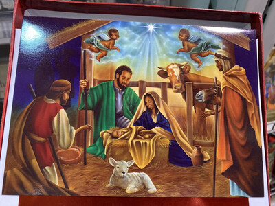 Holiday Collection, Manger Scene (15)