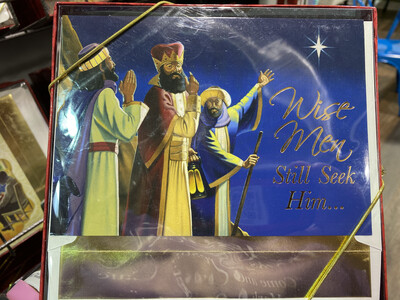 Holiday Collection, Wise Men (15)